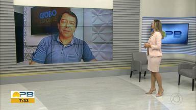 Kako Marques traz as notícias do esporte paraibano no Bom Dia Paraíba desta quinta-feira. - Confira o que é destaque no esporte da Paraíba na edição desta quinta-feira (09.04.2020) do BDPB.