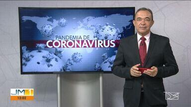 Veja as últimas atualizações dos casos de coronavírus no Maranhão - O repórter Elbio Carvalho tem mais informações.