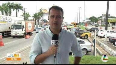 Detran faz barreiras em rodovias para evitar viagens durante Semana Santa no Pará - Detran faz barreiras em rodovias para evitar viagens durante Semana Santa no Pará