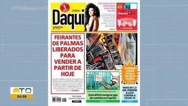 Veja o que é destaque no Jornal Daqui - Veja o que é destaque no Jornal Daqui