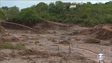 Justiça de Minas libera R$ 120 milhões da Samarco pra ajudar no combate ao coronavírus - Dinheiro faz parte das garantias judiciais destinadas à reparação dos danos causados pelo rompimento da barragem em Mariana.