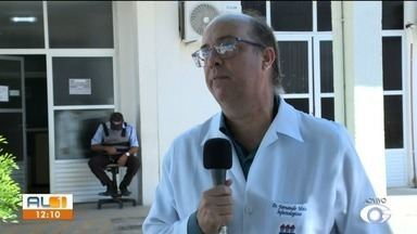 Decisão do isolamento social ganha reforço da Sociedade de Medicina de Alagoas - O infectologista Fernando Maia, diz que é importante que todos abracem essa causa.