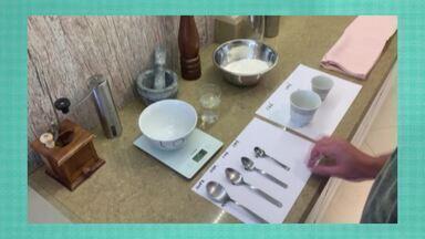 Descubra quais são as reais medidas que usamos na cozinha na hora de fazer uma receita - O chef Eduardo Crema contou para gente e organizou as medidas em uma tabela para você acertar em cheio na próxima receita!