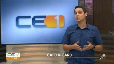 Veja os destaques do esporte cearense desta terça-feira com Caio Ricard - Saiba mais no g1.com.br/ce