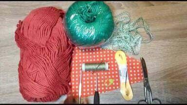 Aprenda a fazer crochê com esse tutorial bem fácil (parte 1) - 'Lucianas e Marias' é uma ONG de Curitiba que ajuda as famílias carentes a aprender a arte do crochê