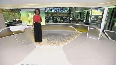 Jornal Hoje - íntegra 14/04/2020 - Os destaques do dia no Brasil e no mundo, com apresentação de Maria Júlia Coutinho.