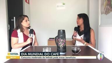 Dia Mundial do Café é comemorado nessa terça-feira (14) - Consumo moderado da bebida pode trazer benefícios para a saúde.