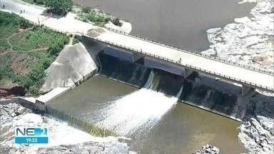 Três cidades alagoanas podem ser atingidas em caso de rompimento de barragem em PE - Estudo feito pela Fundaj é alarmante sobre a barragem do rio Ipanema, em Águas Belas, que está vazando.