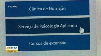 Em Manaus, faculdade oferece acompanhamento psicológico gratuito - Ajuda é forma de contribuir durante período de isolamento social.