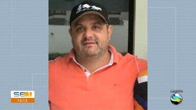 Empresário suspeito de matar funcionário no interior de Sergipe é preso em SP - Empresário suspeito de matar funcionário no interior de Sergipe é preso em SP.