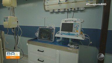Confira imagens do Hospital Espanhol após reforma - Unidade de saúde estava fechada e agora está pronta para receber pacientes com Covid-19.