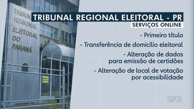 Tribunal Regional Eleitoral faz atendimento online - Serviços de primeiro título, regularização ou transferência só podem ser feitos pela internet.