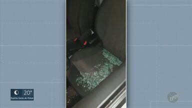 Motoristas relatam assaltos em alça de acesso Anhanguera para o Anel Viário, em Campinas - Vítimas contam como foram as ações criminosas em trecho.