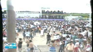 Brasília completa 60 anos em silêncio - Veja como foram antigas festas de aniversário desde a inauguração da Capital.
