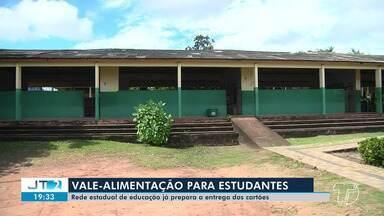 Alunos de escolas estaduais receberão cartão vale-alimentação em todo o Pará - Saiba mais sobre como funcionará o benefício.