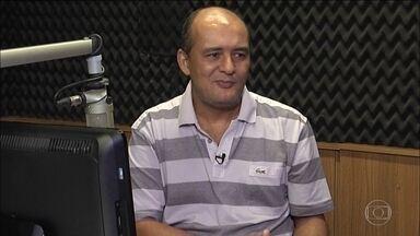 Jornalista Roberto Fernandes, comentarista da TV Mirante, morre de Covid-19 - Roberto tinha 61 anos e estava internado desde o dia 23 de março com diagnóstico da doença.