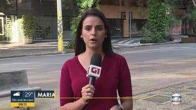 Moradores da Ocupação Izidora, em BH, terão gratuidade em ônibus, para unidades de saúde - Acordo foi feito entre lideranças da ocupação e a prefeitura de Belo Horizonte