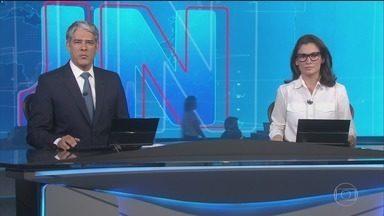 Jornal Nacional, Íntegra 23/04/2020 - As principais notícias do Brasil e do mundo, com apresentação de William Bonner e Renata Vasconcellos.