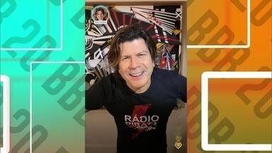 Festa Retrospectiva: Show de Paulo Ricardo no BBB20 - Festa Retrospectiva: Show de Paulo Ricardo no BBB20