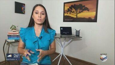 Gabriela Prado atualiza os dados do coronavírus no Sul de Minas - Gabriela Prado atualiza os dados do coronavírus no Sul de Minas