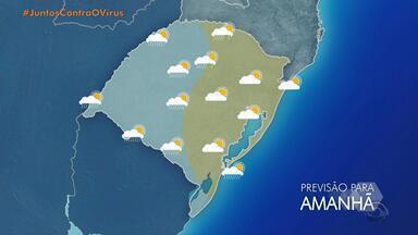 Domingo (26) pode ter chuva fraca na metade Oeste do RS - Estiagem afeta o volume dos reservatórios de água das cidades gaúchas.