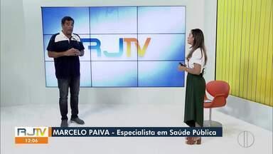 Médico tira dúvidas sobre o novo coronavírus (parte 1) - Marcelo Paiva é especialista em Saúde Pública.