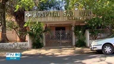 Conciliação encerra briga na Justiça por pagamento de funcionários de hospital - Negociação entre o antigo Hospital São João e o trabalhadores foi feita pela internet.