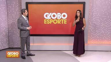 GE no DF1: Governo Federal quer a volta do futebol - Veja também as últimas notícias dos Jogos Olímpicos, NBA, futebol francês e argentino.