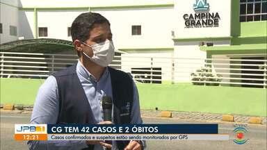 Campina Grande chega a 42 casos confirmados de coronavírus - Duas pessoas morreram devido a doença na cidade.