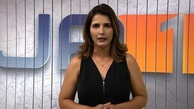 Confira os destaques do Jornal Anhanguera 1ª Edição - Entre os principais assuntos está primeiro dia de escalonamento em Goiânia.