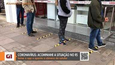 Bento Gonçalves tem 18 casos de Covid-19 pela SES; levantamento da cidade são 73 pacientes - Mulher de 80 anos é a primeira morte do município.