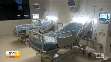 UTIs para pacientes com Covid-19 em São Luís estão lotadas - E o estado do Maranhão já registrou cem mortes pela doença nos últimos sete dias.