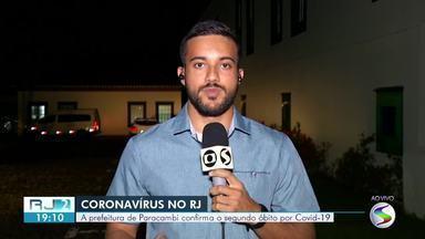 RJ2 atualiza casos de coronavírus no Sul do Rio - Volta Redonda registrou mais 14 casos de Covid-19 e número de infectados chegou a 395.