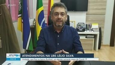 UBS Lélio Silva passa a atender somente pacientes suspeitos de coronavírus - undefined