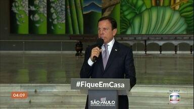 Covid-19: mais de 40% de todas as mortes do Brasil foram registradas em SP - Todos os dias são centenas de novos casos.