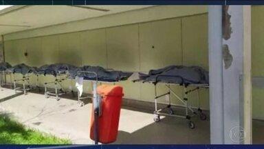 Prefeitura e governo do Rio prorrogam medidas de isolamento social - As medidas seguem em vigor pelo menos até o dia 11 de maio no estado e 15 de maio na cidade. O número de mortos no RJ pelo novo coronavírus já chega a 854.