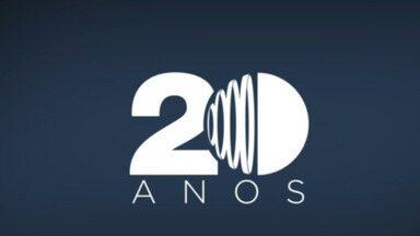 TV Diário completa 20 anos; veja coberturas importantes - Uma reportagem especial aborda momentos importantes das duas décadas de atividade da empresa. Aniversário da emissora é nesta sexta-feira (1º).