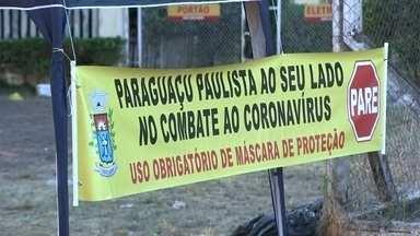 Paraguaçu Paulista realiza barreira sanitária e outras medidas de prevenção ao coronavírus - Em Paraguaçu Paulista, uma série de medidas começam a valer a partir desta segunda-feira (4) para conter o avanço do coronavírus.