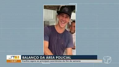 Confira as principais ocorrências policiais do fim de semana - Morte no trânsito e apreensão de madeira foram registrados na 16ª Seccional de Polícia Civil.