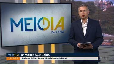 Guaíra registra a 3ª morte por Covid-19 - Paciente tinha 85 anos e histórico de diabetes