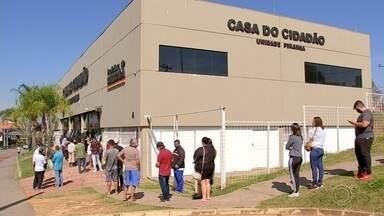 Unidades da Casa do Cidadão estão abrindo para dar orientação sobre auxílio emergencial - Unidades das avenidas Ipanema e Itavuvu e as do Éden e do Ipiranga estarão funcionando para esclarecer dúvidas sobre benefício até esta sexta-feira (8), das 10h às 15h.