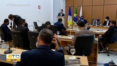 Vereadores fazem críticas à prefeita de Palmas após polêmica envolvendo emendas - Vereadores fazem críticas à prefeita de Palmas após polêmica envolvendo emendas