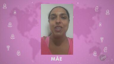 Coronavírus: mensagem de Dia das Mães de professora de educação física - Rafaela Gonçalves fala sobre a experiência de passar a data comemorativa longe da mãe, que mora em Poços de Caldas (MG).