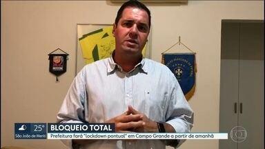 MP quer que Witzel e Crivella se manifestem sobre possível bloqueio total no estado - A cúpula do governo do RJ se reuniu nesta quarta-feira (06) para tentar responder o ofício do Ministério Público sobre o 'lockdown'.