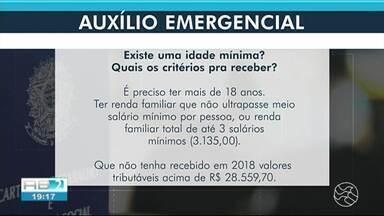 Coronavírus: veja perguntas e respostas sobre o auxílio emergencial - Site oficial da Caixa e telefone 111 também podem ajudar.