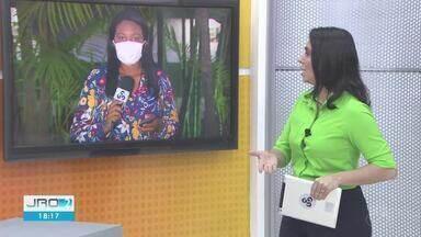 Sobe para 1.098 número de infectados pelo coronavírus em RO e há 37 mortes - Informação foi repassada no novo boletim divulgado nesta quinta-feira (7) pela Sesau. No total, há 241 pacientes recuperados e 89 internações.