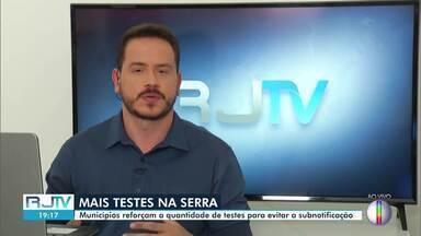 Veja a íntegra do RJ2 desta quinta-feira, 07/05/2020 - O RJ2 traz as principais notícias das cidades do interior do Rio.