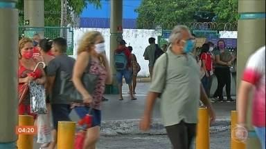 Começam a valer as regras isolamento social rígido em Fortaleza - A rede de saúde da cidade chegou ao limite. Veja as regras de circulação.