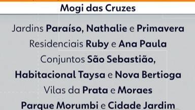 Prefeitura de Mogi das Cruzes realiza mais uma edição do Cata-Tranqueira neste sábado - A iniciativa vai contemplar 12 bairros da cidade. Confira quais locais serão atendidos.
