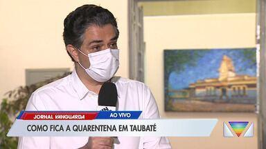 Prefeitura de Taubaté amplia prazo para o pagamento de impostos na cidade - Confira reportagem do Jornal Vanguarda desta sexta-feira (8).